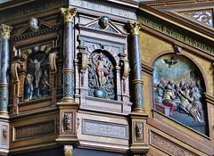 Goslar: St. Jakobikirche (zug55) Tags: church germany deutschland kirche unescoworldheritagesite unesco worldheritagesite romanesque renaissance pulpit stjameschurch worldheritage weltkulturerbe goslar kanzel niedersachsen lowersaxony welterbe romanisch jakobikirche stjakobikirche stjakobi saintjameschurch jakobikirchhof stjacob'schurch stjakobusderältere