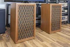 Pioneer CS-77A Vintage Speakers 1971 (AudioClassic) Tags: vintage 1971 system speaker cs audio pioneer speakers hifi speake hifistereo hificlassic audioclassic cs77a