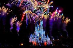 Magic Kingdom (wdwSteve) Tags: nikon fireworks magic kingdom disneyworld d7000 sigma1750mmf28