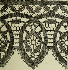 """Image from page 93 of """"The dictionary of needlework : an encyclopaedia of artistic, plain, and fancy needlework dealing fully with the details of all the stitches employed, the method of working, the materials used, the meaning of technical terms, and, wh"""