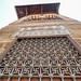 Ironwork featuring an Islamic pattern - Mausoleum of As-Saleh Nagin Ad-din Ayyub