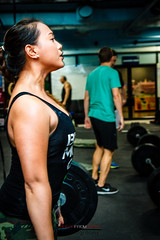 TEN500 (RushFromAbove Photography) Tags: family beauty power box strength heavy weights spontaneous silom wod crossfit ten500