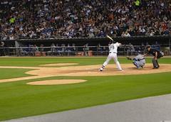 Sox vs. Jays (seanbirm) Tags: chicago illinois baseball sox whitesox cookcounty mlb fridaynightlights thecell abreu comiskeypark uscellularfield americanleague chicagowhitesox