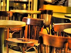 Tables & Chairs (AlanW17) Tags: street ottawa starbucks elginstreet tableschairs olympusem5