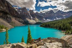 Moraine Lake (David Ma