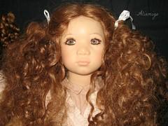 Esme Himstedt (Tartadefresa) Tags: doll kinder 1997 annette esme puppen muñeca himstedt annettehimstedt