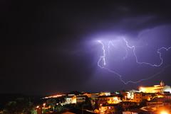 Lightning in Sardinia 13 (Abbruxiau) Tags: sardegna storm night mediterraneo mare sardinia foto 03 agosto di lightning timer notte luce 08 esposizione tempesta passione 2014 fulmini nurallao comandato nuradha