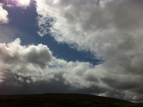 Fake sky is fake.