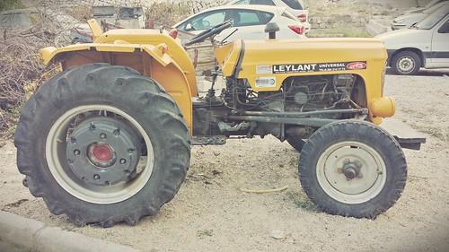 Tractor turc
