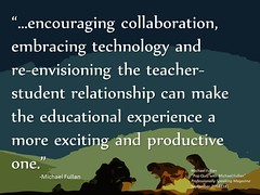 """Educational Postcard:  """"How we should change education"""" (Ken Whytock) Tags: school students creativity education system communication relationship learning educational teachers collaboration reform productive embracing encouraging reenvisioning"""