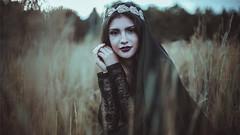 Jacely (Liz Osban Photography) Tags: fog dark gold haze witch denver crown medievil littleton tiffen malificent gameofthrones jacelyfuentes