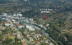 7 & 9 Cliff Road, Epping NSW