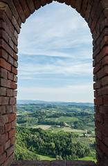 Torre di Federico II : Panorama, San Miniato (jacqueline.poggi) Tags: italy italia tuscany toscana toscane italie sanminiato provinciadipisa
