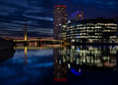 Media City. (Yvette-) Tags: manchester bbc nikond5100