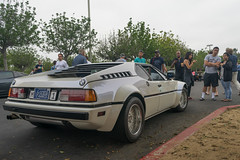 (Stephen Hennessey) Tags: california ca white cars car m1 sony voiture m german coche bmw carro pearl autos supercar carshow bimmer carshows carsandcoffee carsandcoffeeirvine