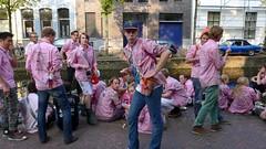 La Vie En Rose (Eddy Allart) Tags: pink hazing novatadas