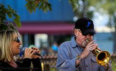 #Petaluma's Peter Welker Sextet & Deborah Winters (Dunby PICS) Tags: music band jazz vocalist sextet petalumariverfront deborahwinters graffitirestaurant peterwelker wwwgraffitipetalumacomwwwdeborahwintersnet wwwdeborahwintersnet