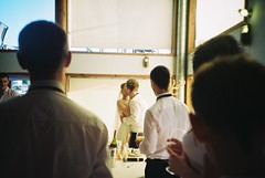 Wedding day (paulinakubis10) Tags: camera wedding light film nice lomo lomography couple warm day poland just lovely merried