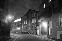 Old warehouse, Arrad Street, Liverpool (Towner Images) Tags: architectural architecture building city cityscape community construction cultural culture design designer edifice liverpool maritime merseyside merseysidecivicsociety port towner townerimages urban scouser seaport victorian warehouse arrad copyright bw mono monochrome greyscale monochromatic
