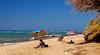 Idle (jcc55883) Tags: ocean sky beach hawaii sand nikon oahu horizon pacificocean shore yabbadabbadoo d40 kaalawaibeach nikond40 diamondheadroad