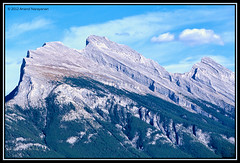 1544-13 (lordanand) Tags: mountain canada banff 2012 banffnationalpark mtrundle canoneos3