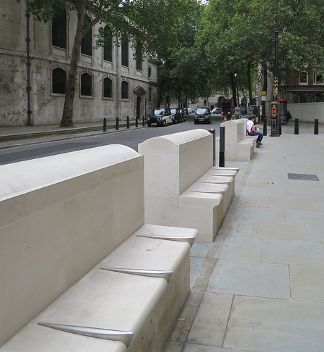 Queen's Bench Division? No, Defensive Architecture