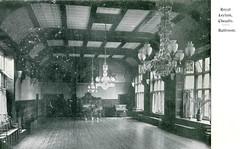 Ballroom, Cheadle Royal Asylum (robmcrorie) Tags: history hospital manchester royal patient health national doctor nhs ballroom service british nurse asylum healthcare hulme mental cheadle
