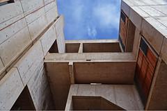 Salk Institute (jonhuskisson) Tags: architecture institute research salkinstitute biological salk