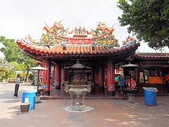 2014-08-29 09.02.24 (pang yu liu) Tags: travel temple 南投 day1 aug 08 旅遊 2014 nantou 紫南宮 竹山 八月