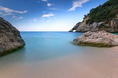 the beach (Photonico's [nico_onida]) Tags: italy panorama colors canon lights sardinia shadows sa cala baunei photonico ogliastra goloritzé