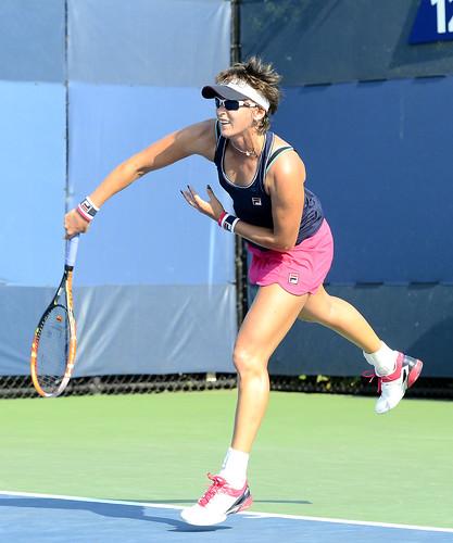 Yaroslava Shvedova - 2014 US Open (Tennis) - Tournament - Yaroslava Shvedova