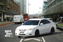 Toyota Camry (Al Markhaniya1) Tags: auto grand v saudi theft drift hagwalah