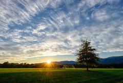 See You Later Summer (Michael Kline) Tags: sunset september va salem 2014 greenhillpark