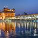 Amritsar, India - Golden Temple @Twilight