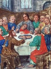 Gospel of St. Matthew 26  26-30 Establishing the mystery of the Last Supper - By Amgad Ellia 05 (Amgad Ellia) Tags: st mystery by last 26 matthew supper gospel amgad ellia 2630 establishing