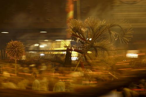 2014年大坑中秋火龍 Tai Hang Fire Dragon Mid-Autumn Festival 2014