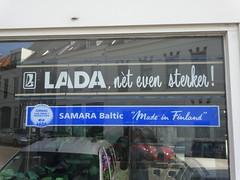 v/h Skoda en Lada dealer Auto de Bruin Arnhem (willemalink) Tags: auto en de arnhem lada dealer skoda bruin vh