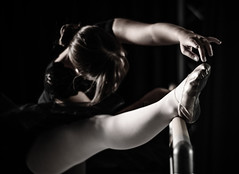 Bar Work (Pixelglo Photography) Tags: ballet bar dance ballerina pretty shadows legs theatre stage arts dancer tights highlights stretch lincolnshire stretching tutu barre balletshoes danceshoes ballerinashoes lpac barwork ballettutu