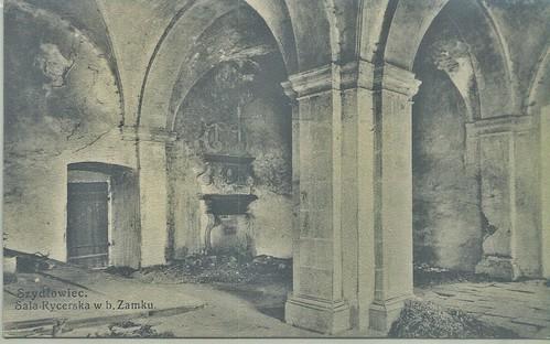 Sala rycerska szydłowieckiego zamku