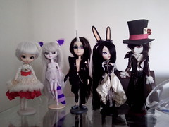 2014-04-13 15.49.05 (Andy Snake II) Tags: party rose cat march hare doll cheshire alice nosferatu painted noel fairy naomi pullip mad wonderland unicorn pere hatter tangkou taeyang maguna brdolls