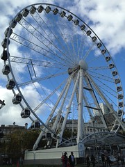 The Wheels Have Stopped Turning (RoystonVasey) Tags: apple wheel upload manchester big 5 email explore iphone roaming