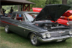 Ol'Marais 2013 (78) (d-i-g-i-f-i-x) Tags: auto show classic chevrolet car vintage automobile antique ks ottawa cadillac chevy kansas hotrod impala 2014 olmarais overtheroadgang