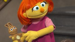 Sesame Street To Tackle Autism With New Muppet (BennyCapricorn) Tags: autism julia muppet sesamestreet