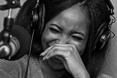 e s s e n t i a l (Brother Christopher) Tags: podcast discussion talk conversation interview media press lsn loudspeakersnetwork blackandwhite djbenhameen tatianaking allisonwilliams girls getout film tv television series hbo jordanpeele movie movies explored portraits art studio direct create prison jail race racism help work brotherchris blackguy whitegirl