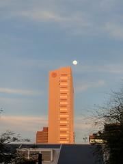 IMG_20170310_182236 (Sweet One) Tags: downtown phoenix dtphx arizona az usa sheraton hotel moon