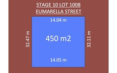 Lot 1008 Eumarella St, Wollert Vic