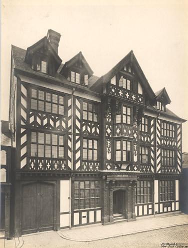 General Post Office, 110 Witton Street - around 1920