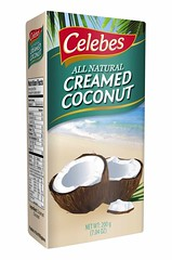 Creamed Coconut (celebes Philippines) Tags: coconut cream water concentrate