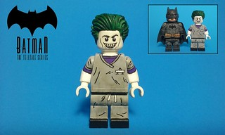 LEGO Batman the Telltale Series: John Doe (Joker)