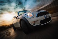 MINI COOPER BREEZER (Vicco Gallo) Tags: mini cooper breezer car rig photography rolling shot cabrio stange blur photo sportscar